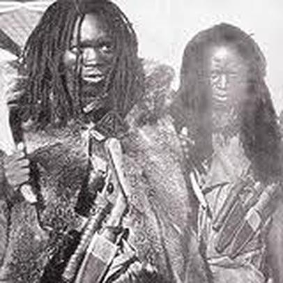 mau mau warriors - mau mau guérriers