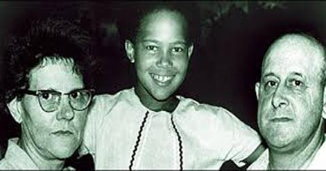 parents blancs naissance enfant noir 1