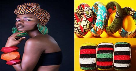 Bracelets africains ou bijoux ethniques– le retour du style ethnique.