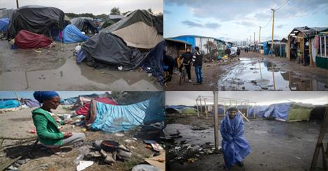 La dignité humaine pour les migrants de Calais
