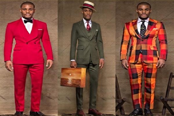 Fashion Style: Nigerian actor Alexx Ekubo – McMeka Collection