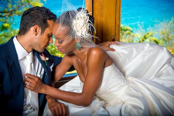 Destination mariage : mariage de rêve à Trinité-et-Tobago.