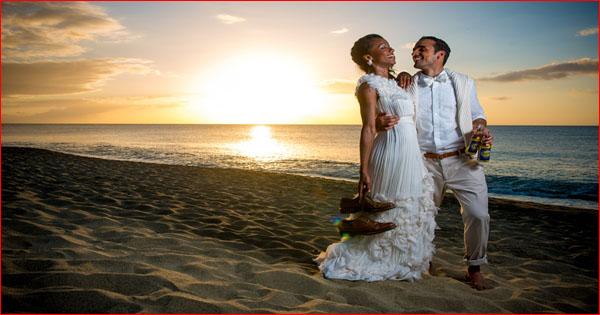 Mariage de rêve à Trinité-et-Tobago