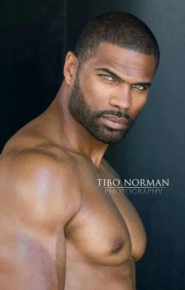 Gorgeous black men