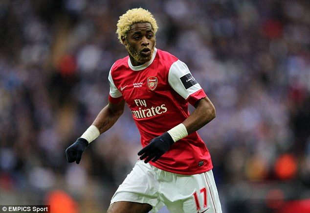 alexandre song cheveux blonds