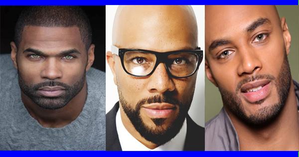 Style de barbe : la barbe courte – Homme noir et métis.