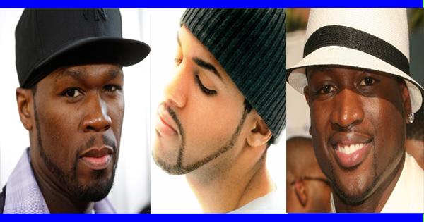 Style de barbe : le collier – Homme noir et métis.