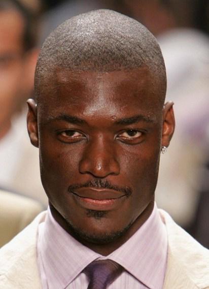 coupe césar homme afro