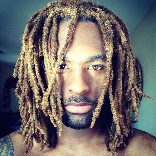 dreadlocks blonds