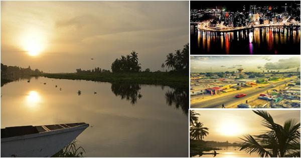 Top 25 des lieux à visiter en Côte d'Ivoire.