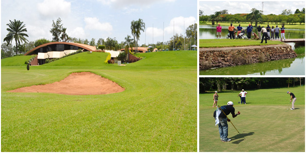 golf yamoussoukro