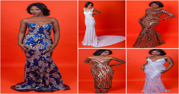 "Mode africaine : Tope abiola et la collection ""love me"" de Frock it Rock it."
