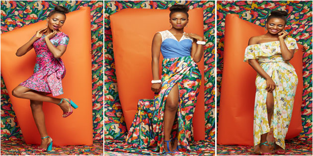 Mode africaine : Toju Foyeh et la collection « Rose Garden »