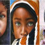 Dora Alis Mera V. : artiste peintre colombienne.