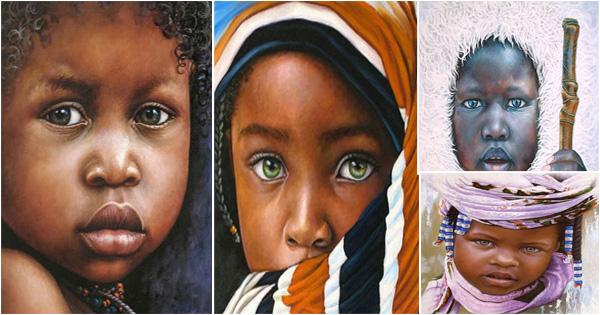 dora-alis-mera-portraits-enfants-africains-peintre-colombienne