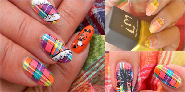 deco ongles madras