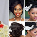 10 black women's bridal hairstyles | Black Hair