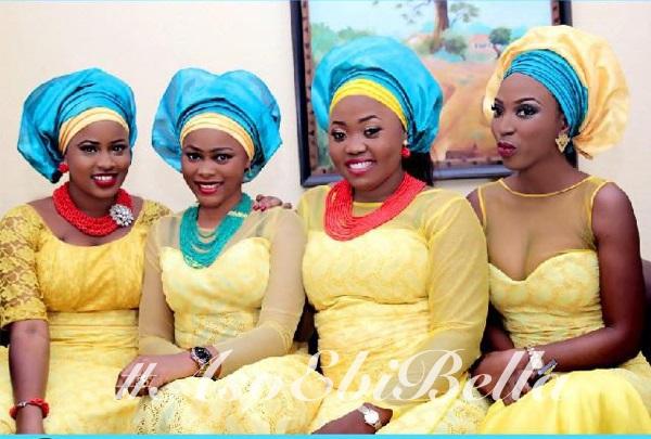 f9a229ef331 Robes demoiselles d honneur – Mariage africain. – Afroculture.net