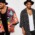 Mode homme : Kimono pour hommes – Asos.