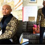 Mode homme : Ispirata par Orlando Hussain.