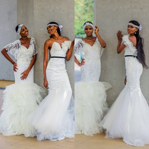 Wedding dresses: 10 beautiful black women in wedding dresses ...