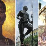 Zumbi dos Palmares : héros de la lutte contre l'esclavage au Brésil.