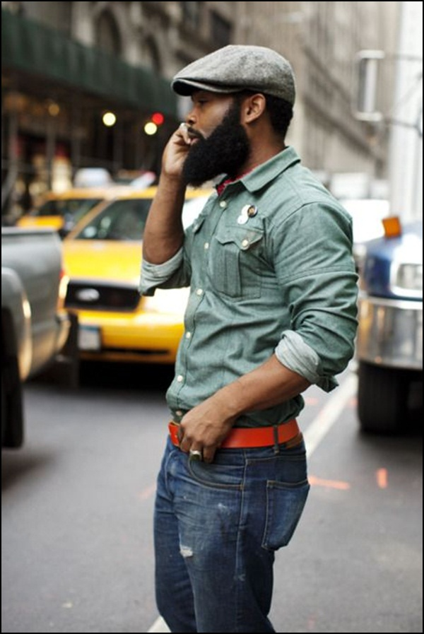black-men-fashion-clothing-beret