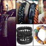 Bracelets hommes : 9 styles à porter.