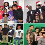 Les célébrités noires qui ont beaucoup d'enfants.