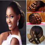 10 wedding hairstyles for black women