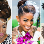 Natural Wedding Hairstyles for Black Women | Bridal Beauty