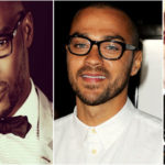 Sexy Black Men Wearing Glasses
