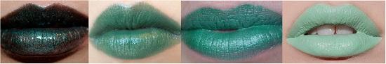 nuance-de-vert-rouge-a-levres-vert-green-lipsticks-2