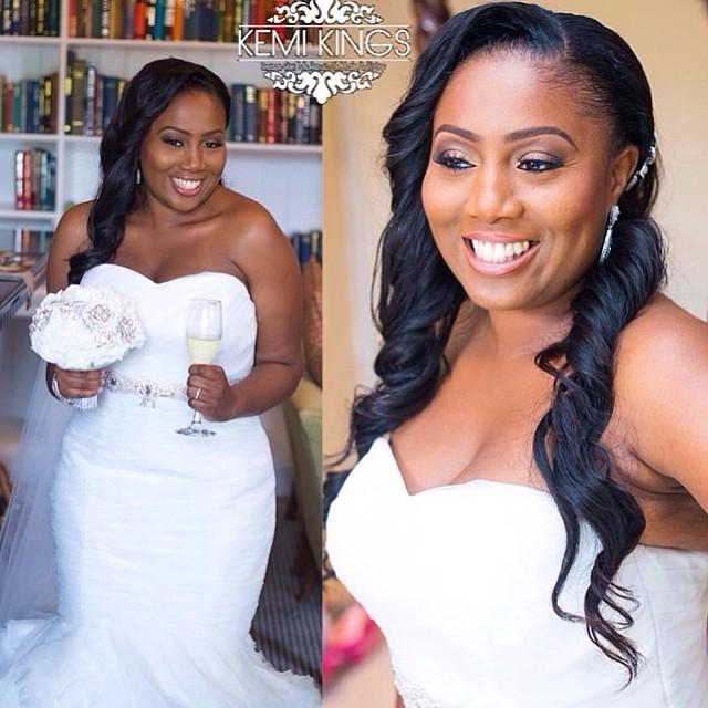 Robes De Mariée 10 Femmes Noires Et Métisses Sublimes En