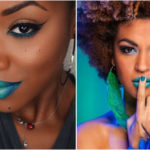 Green Lipstick for Black Women  | Makeup