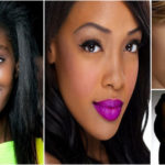 Purple Lipsticks for Black Women