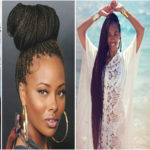 Les tresses (box braids) – coiffure traditionnelle africaine.