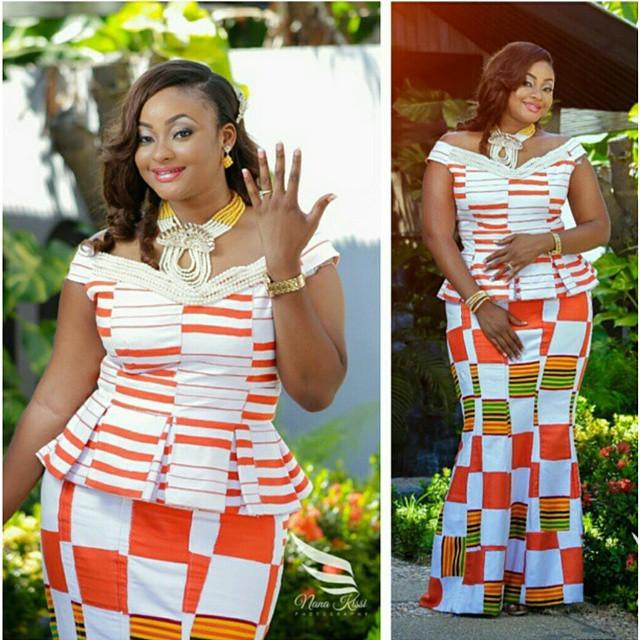 Mariage Africain 17 Robes De Mariée En Tenue