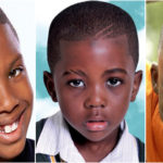 Short Buzzcut or Bald hairstyles for Little Black Boys