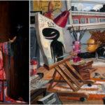 Frank Morrisson : peintre afro-américain.