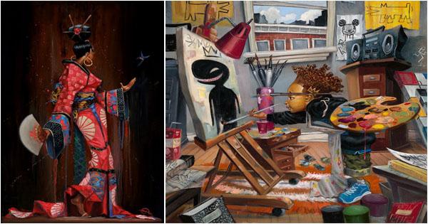 frank-morrisson-peintre-afro-americain
