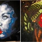 Peju Alatise : artiste-peintre nigériane.
