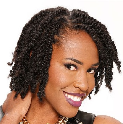 Twist Hairstyles For Black Women Twist Braided Styles