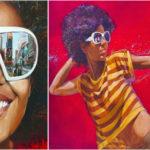 Yunior Hurtado : artiste peintre cubain.