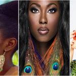 Boucles d'oreilles ethniques et chics – bijoux africains et du monde.