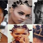 Bantu knots : 12 femmes sublimes coiffées en mode bantu.