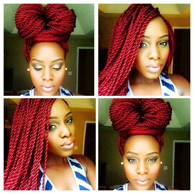 Twist Hairstyles For Black Women Twist Braided Styles