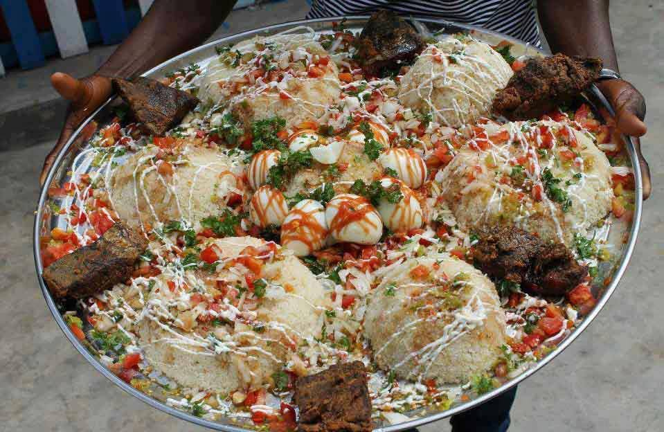 Garba chaud e1375187721261 for Abidjan net cuisine africaine