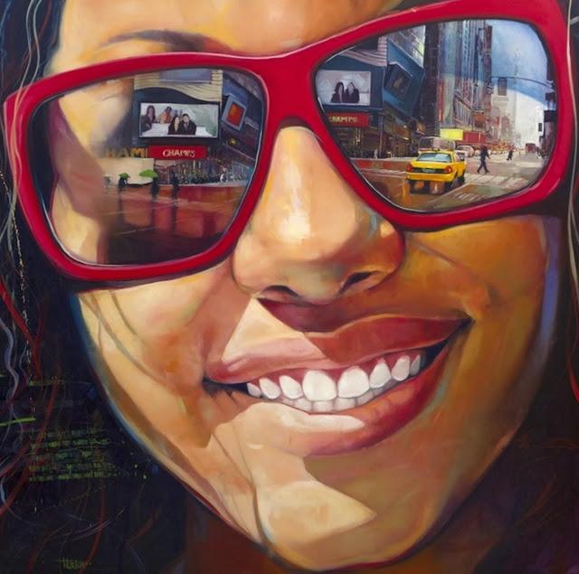rostros-modernos-mujeres-negras-oleo