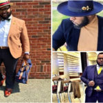 Michael Anthony Spearman : mode mannequin homme grande taille.